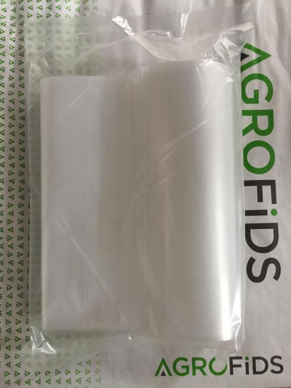 Пакет з фільтром для взяття сперми кнура