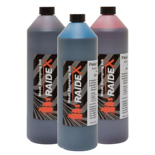 РАЙДЕКС - фарба для маркування м'яса